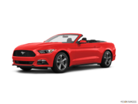 2017 Ford Mustang Convertible V6 | Photo 3 | Race Red