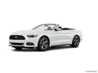 2017 Ford Mustang Convertible V6 | Photo 3 | Oxford White