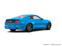 2017 Ford Mustang EcoBoost | Photo 2 | Grabber Blue