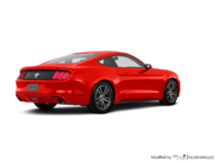 2017 Ford Mustang EcoBoost | Photo 2 | Race Red