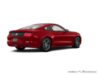2017 Ford Mustang EcoBoost | Photo 2 | Ruby Red