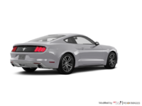 2017 Ford Mustang EcoBoost | Photo 2 | Ingot Silver