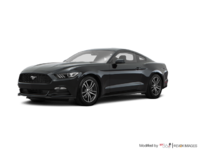 2017 Ford Mustang EcoBoost | Photo 3 | Shadow Black