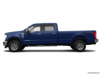 2017 Ford Super Duty F-250 KING RANCH | Photo 1 | Blue Jeans Metallic