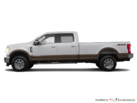 2017 Ford Super Duty F-250 KING RANCH | Photo 1 | Oxford White/Caribou