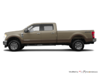 2017 Ford Super Duty F-250 KING RANCH | Photo 1 | White Gold Metallic/Caribou
