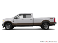 2017 Ford Super Duty F-250 LARIAT | Photo 1 | White Platinum Metallic/Caribou