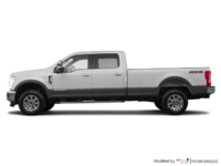 2017 Ford Super Duty F-250 LARIAT | Photo 1 | White Platinum Metallic/Magnetic