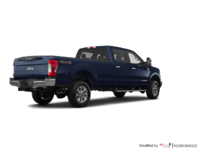 2017 Ford Super Duty F-250 LARIAT | Photo 2 | Blue Jeans Metallic