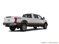 2017 Ford Super Duty F-250 LARIAT | Photo 2 | Oxford White/Caribou