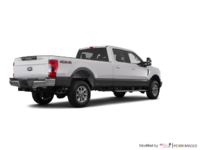 2017 Ford Super Duty F-250 LARIAT | Photo 2 | Ingot Silver Metallic/Magnetic