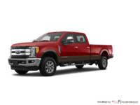2017 Ford Super Duty F-250 LARIAT | Photo 3 | Ruby Red/Caribou