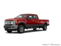 2017 Ford Super Duty F-250 LARIAT | Photo 3 | Ruby Red/Magnetic