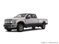 2017 Ford Super Duty F-250 LARIAT | Photo 3 | White Platinum Metallic/Magnetic