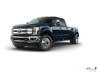 2017 Ford Super Duty F-450 LARIAT | Photo 3 | Blue Jeans Metallic