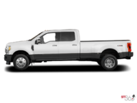 2017 Ford Super Duty F-450 LARIAT | Photo 1 | Oxford White/Magnetic