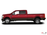 2017 Ford Super Duty F-450 LARIAT | Photo 1 | Ruby Red/Caribou