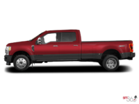 2017 Ford Super Duty F-450 LARIAT | Photo 1 | Ruby Red/Magnetic