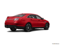 2017 Ford Taurus SHO | Photo 2 | Ruby Red Metallic
