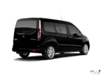 2017 Ford Transit Connect TITANIUM WAGON | Photo 2 | Shadow Black