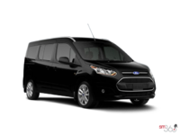 2017 Ford Transit Connect TITANIUM WAGON | Photo 3 | Shadow Black