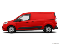2017 Ford Transit Connect XLT VAN | Photo 1 | Race Red
