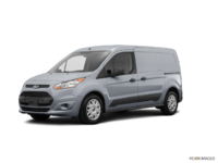 2017 Ford Transit Connect XLT VAN | Photo 3 | Silver