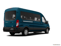 2017 Ford Transit WAGON XLT | Photo 2 | Blue Jeans Metallic