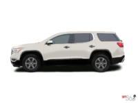 2017 GMC Acadia SLE-1 | Photo 1 | Sparkling Silver Metallic