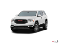 2017 GMC Acadia SLE-1 | Photo 3 | White Frost