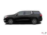 2017 GMC Acadia SLE-1 | Photo 1 | Ebony Twilight Metallic