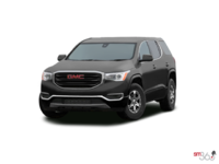2017 GMC Acadia SLE-1 | Photo 3 | Iridium Metallic