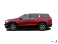 2017 GMC Acadia SLE-1 | Photo 1 | Crimson Red