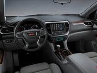 2017 GMC Acadia SLE-1 | Photo 3 | Dark Ash Grey/Light Ash Grey Premium Cloth