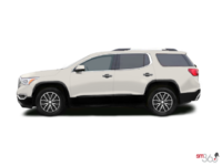 2017 GMC Acadia SLE-2 | Photo 1 | Sparkling Silver Metallic