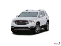 2017 GMC Acadia SLE-2 | Photo 3 | Quicksilver Metallic