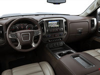 2017 GMC Sierra 1500 DENALI | Photo 3 | Cocoa/Dark Sand Perforated Leather