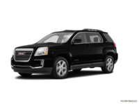 2017 GMC Terrain SLE-2 | Photo 3 | Ebony Twilight Metallic