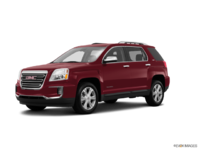 2017 GMC Terrain SLT | Photo 3 | Crimson Red Tintcoat