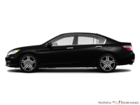 2017 Honda Accord Sedan TOURING V-6 | Photo 1 | Crystal Black Pearl