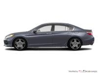2017 Honda Accord Sedan TOURING V-6 | Photo 1 | Modern Steel Metallic