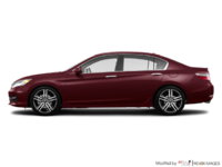 2017 Honda Accord Sedan TOURING V-6 | Photo 1 | Basque Red Pearl II