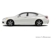 2017 Honda Accord Sedan TOURING V-6 | Photo 1 | White Orchid Pearl