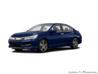 2017 Honda Accord Sedan TOURING V-6 | Photo 3 | Obsidian Blue Pearl