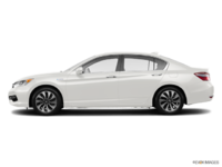 2017 Honda Accord Hybrid | Photo 1 | White Orchid Pearl