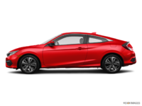 2017 Honda Civic Coupe EX-T | Photo 1 | Rallye Red