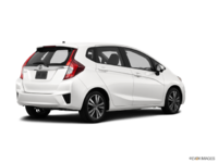2017 Honda Fit EX-L NAVI | Photo 2 | White Orchid Pearl