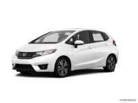 2017 Honda Fit EX-L NAVI | Photo 3 | White Orchid Pearl