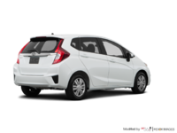 2017 Honda Fit LX | Photo 2 | White Orchid Pearl