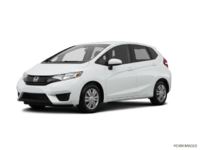 2017 Honda Fit LX | Photo 3 | White Orchid Pearl